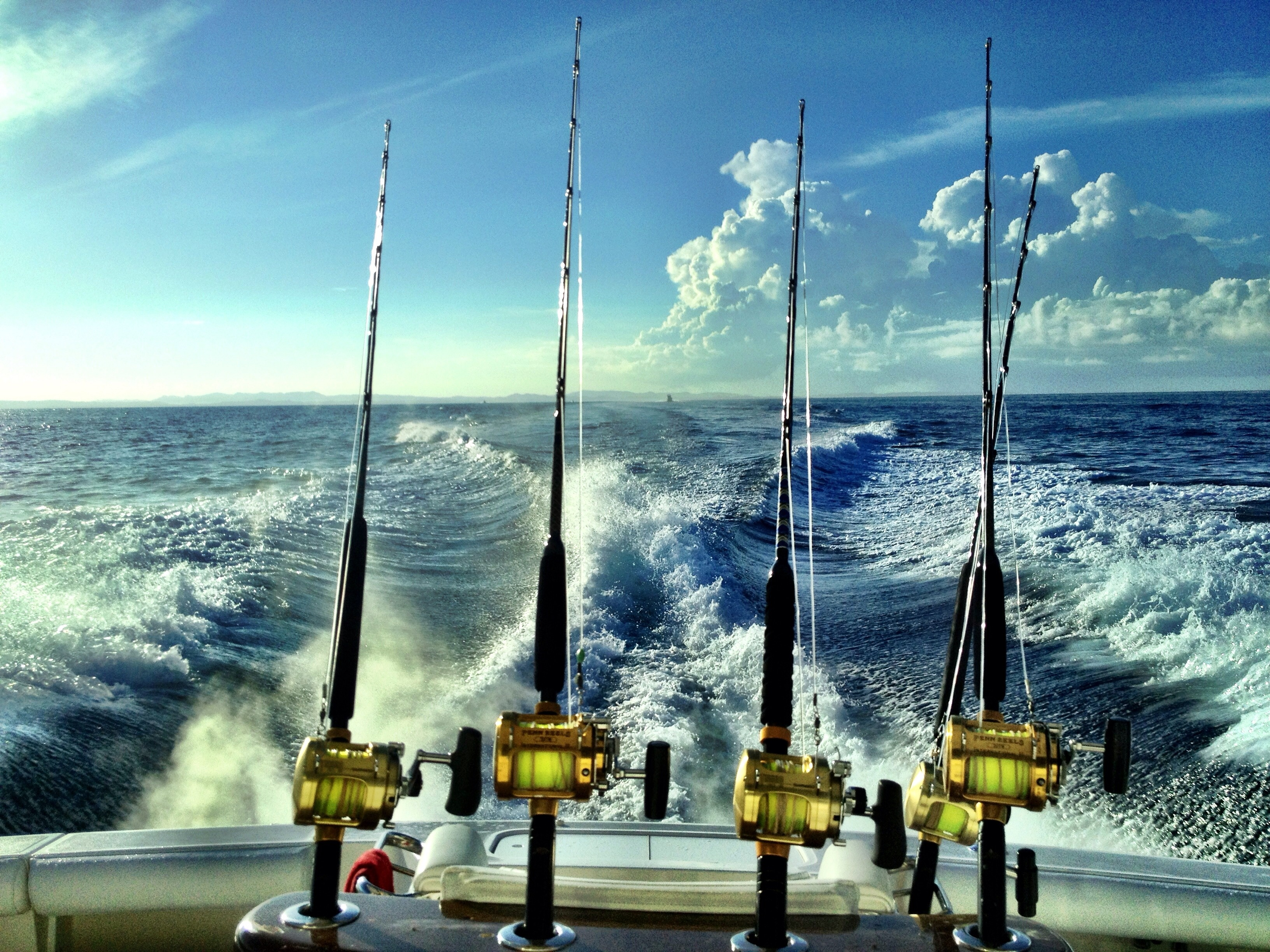 Offshore fishing fishing charters guide info for Offshore fishing boats