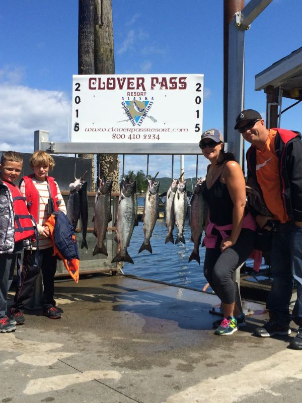 6 Considerations for Finding a Spectacular Ketchikan Salmon Fishing Charter