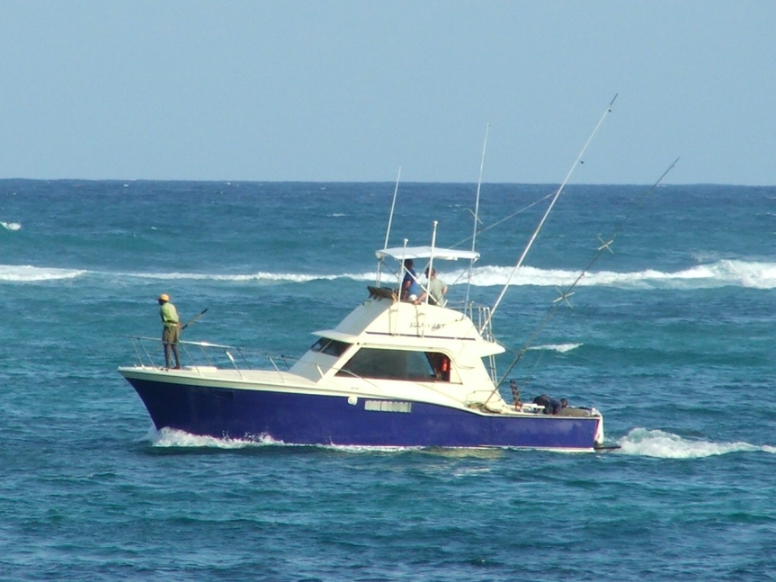6 Types of Deep Sea Fishing Boats You May Encounter on a Sarasota Charter