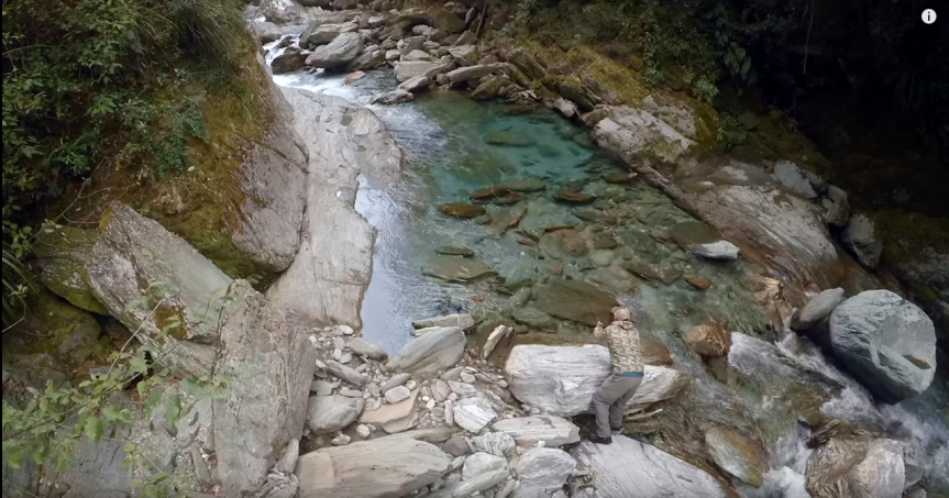 VIDEO: New Zealand Fly Fishing by Todd Moen