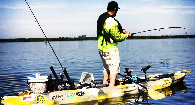 Anatomy Of A Good Fishing Kayak Rig Charters Guide Info