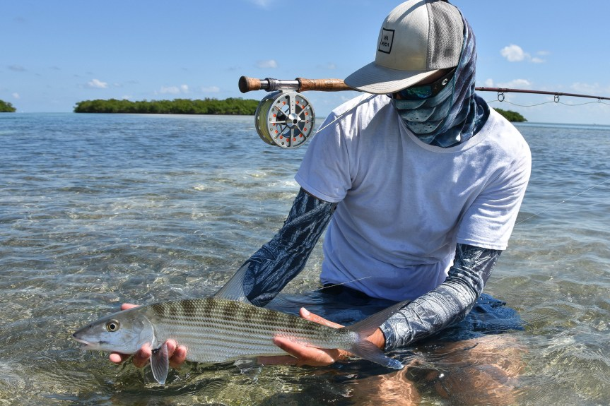 key west fly fishing
